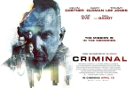 Criminal (2016) movie poster -001