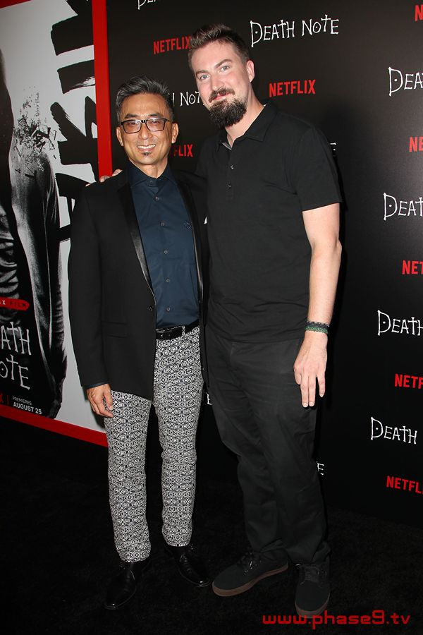 New York Premiere of Death Note 002