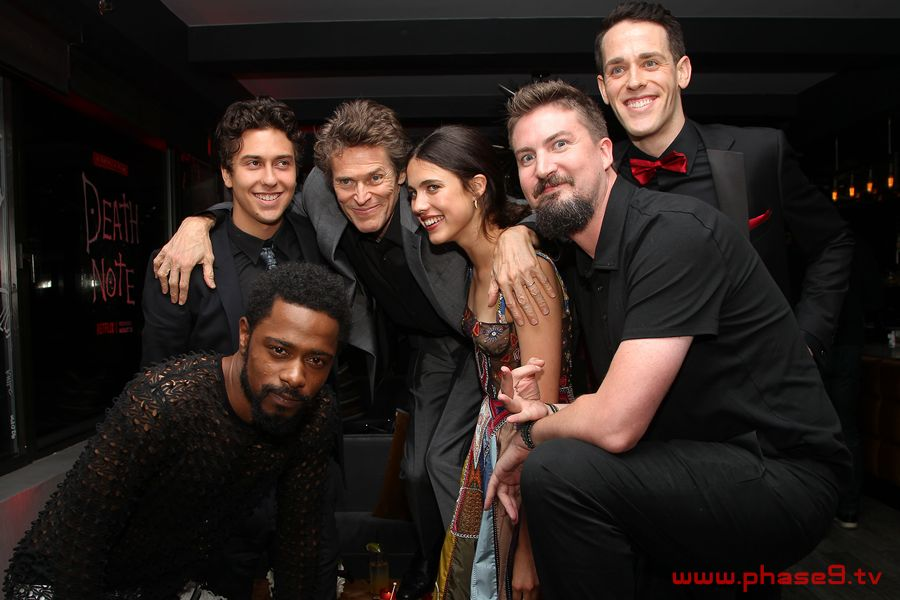 New York Premiere of Death Note 008