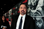 Director Christian Gudegast attends the Los Angeles Premiere of DEN OF THIEVES