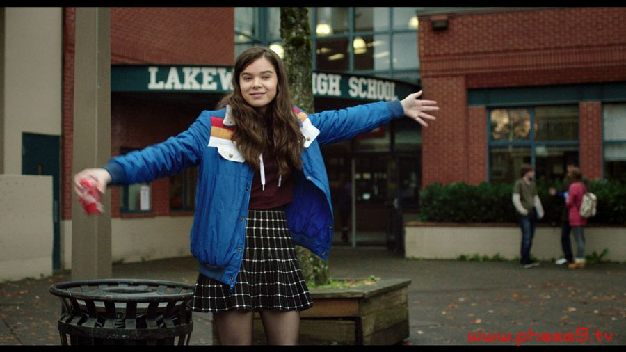 The Edge Of Seventeen with Hailee Steinfeld -006
