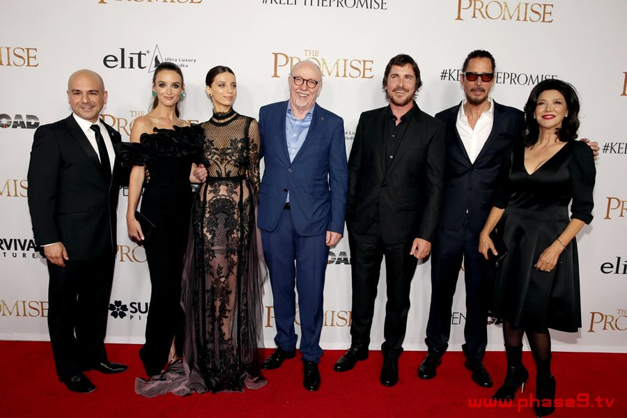 The Promise cast photo