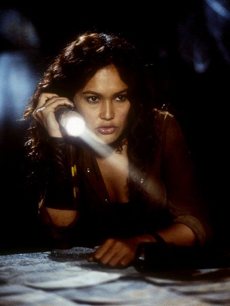Tia Carrere Relic Hunter