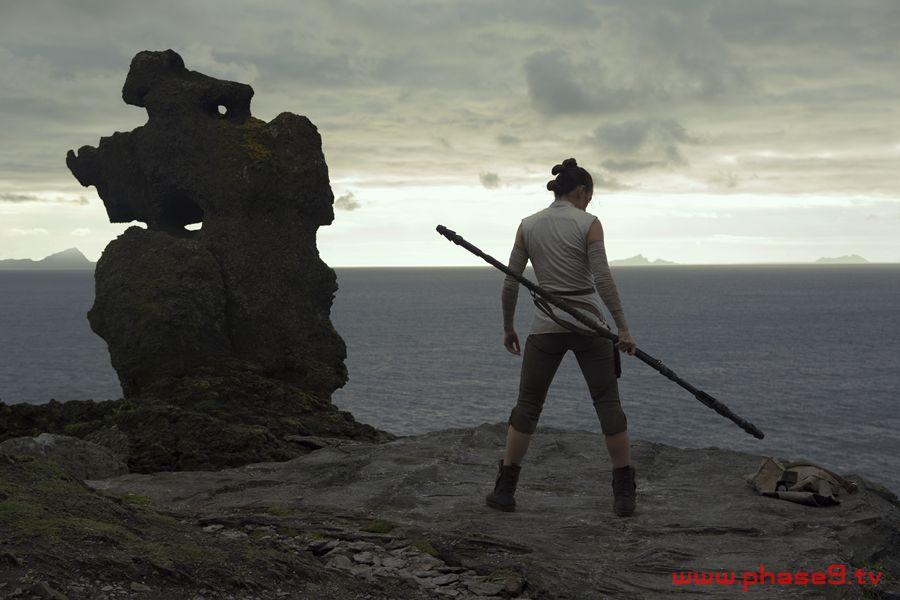 Star Wars The Last Jedi - Rey (Daisy Ridley)