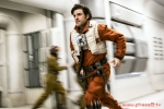 Star Wars The Last Jedi - Poe Dameron (Oscar Isaac)