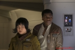 Star Wars The Last Jedi - Rose (Kelly Marie Tran) and Finn (John Boyega)