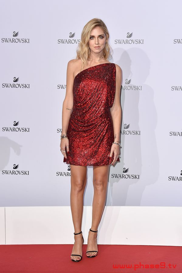 Swarovski Crystal Wonderland Party Chiara Ferragni