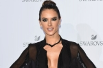 Swarovski Crystal Wonderland Party Alessandra Ambrosio