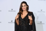 Swarovski Crystal Wonderland Party Anna Tatangelo