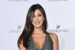 Swarovski Crystal Wonderland Party Belen Rodriguez