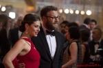 Seth Rogan and wife Lauren Miller