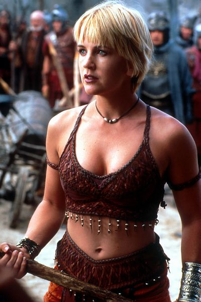 warrior princess Lucy lawless xena