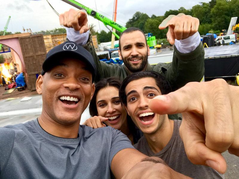 Aladdin Cast Members