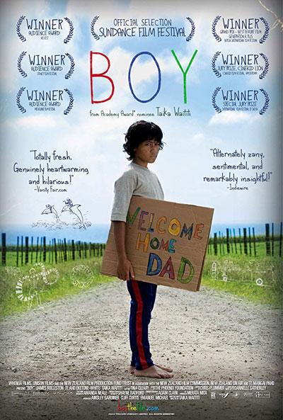 Boy poster