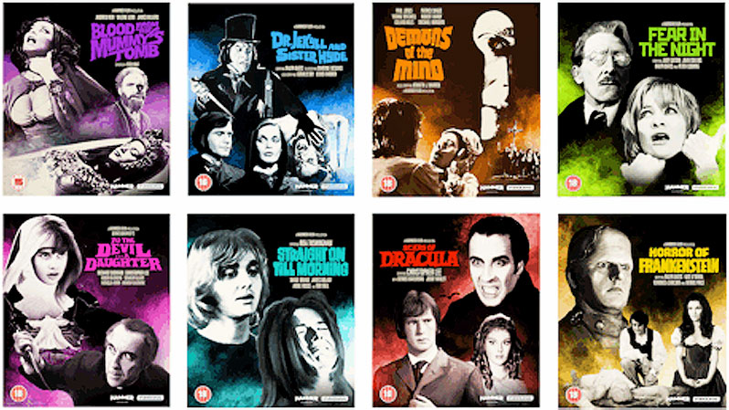 Hammer Horror Collection