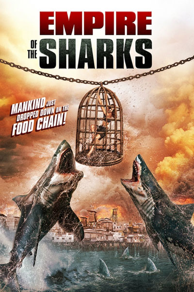 Horror-On-Sea - Empire of the Sharks