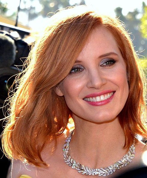 Jessica Chastain Cannes 2016