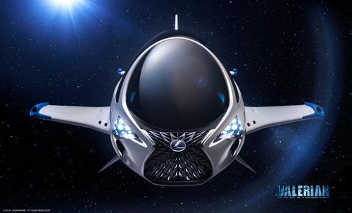 Lexus Valerian Skyjet 2