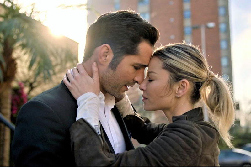 Lucifer - Tom Ellis, Lauren German