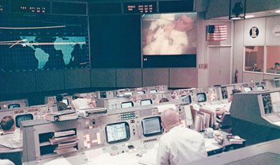 Mission Control The Unsung Heroes of Apollo