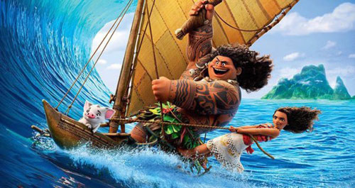Polynesians slam Disney's forthcoming animated film Moana