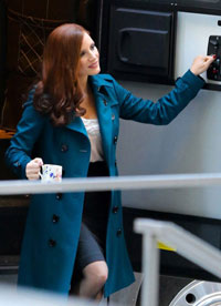 Molly's Game starring Jessica Chastain