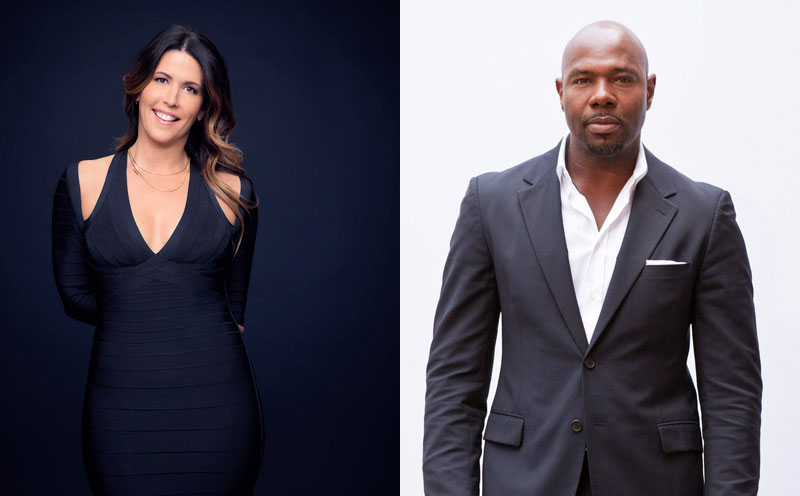 Patty Jenkins and Antoine Fuqua on 4th Lexus Short Films Series Selection Committee