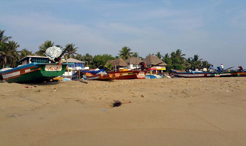 Popular movie destinations Pondicherry