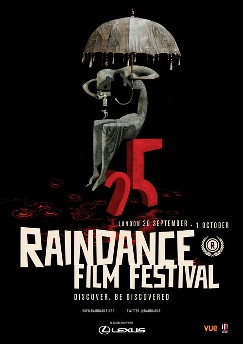 Raindance 25 Poster