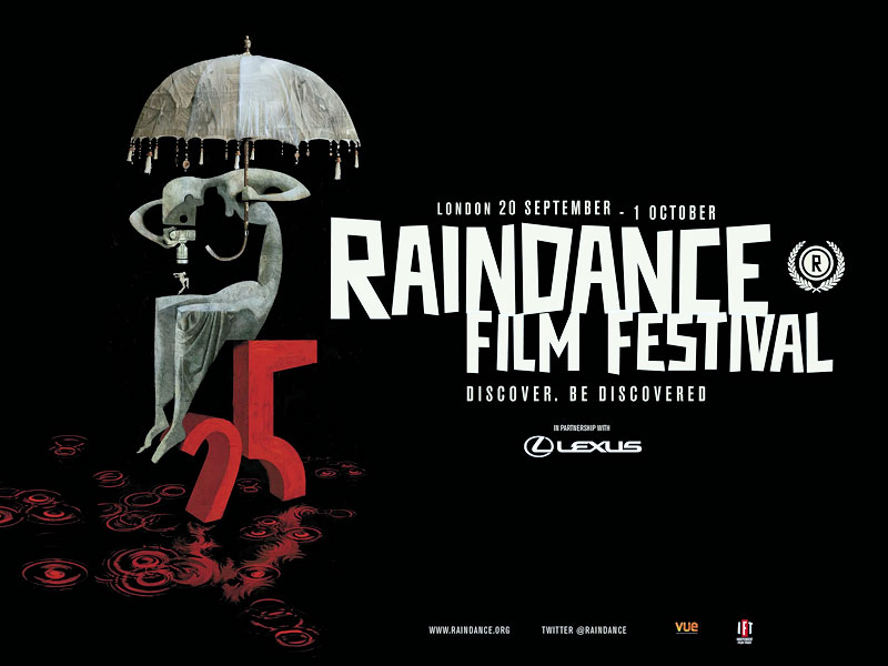 Raindance Lexus poster