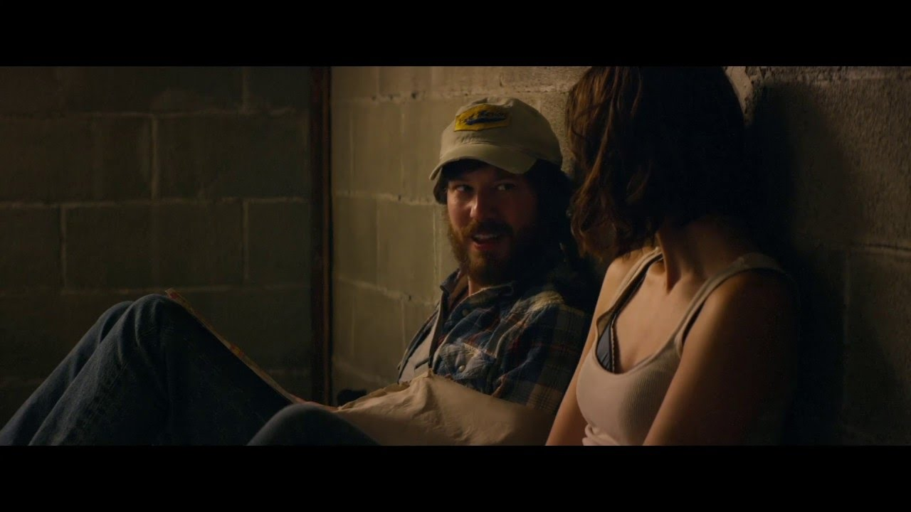 "10 Cloverfield Lane | Clip: ""Trying to Get In"" 