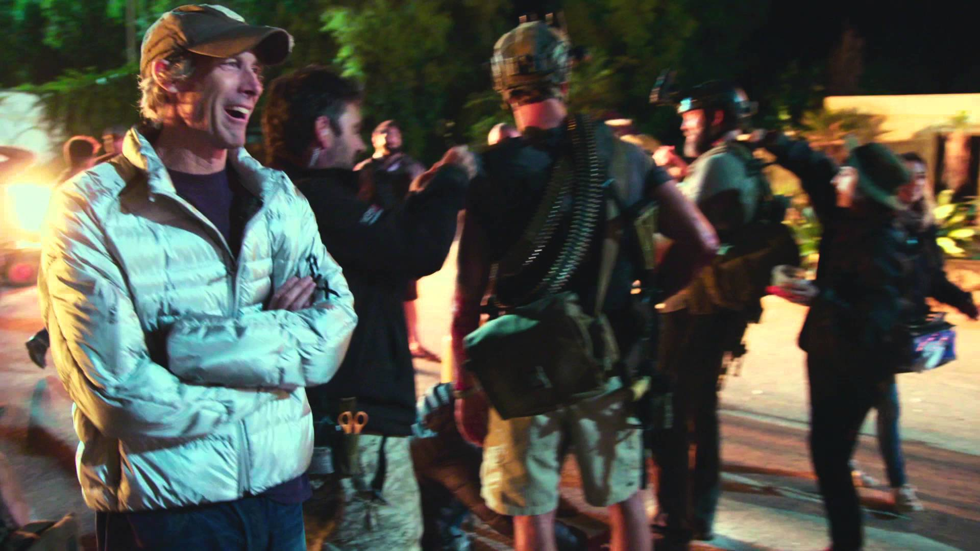 13 Hours   Featurette Michael Bay as Director   Paramount Pictures UK