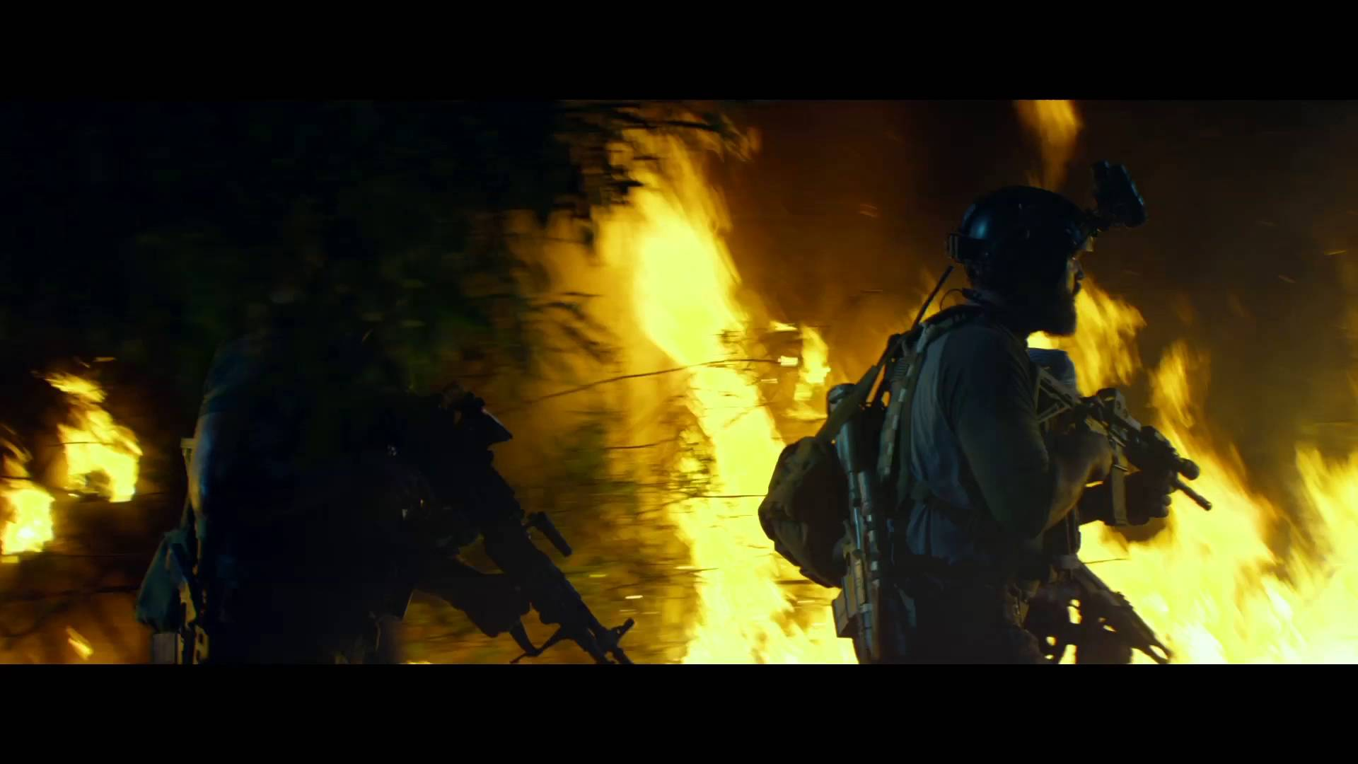 13 Hours: The Secret Soldiers of Benghazi   Objective   Paramount Pictures UK