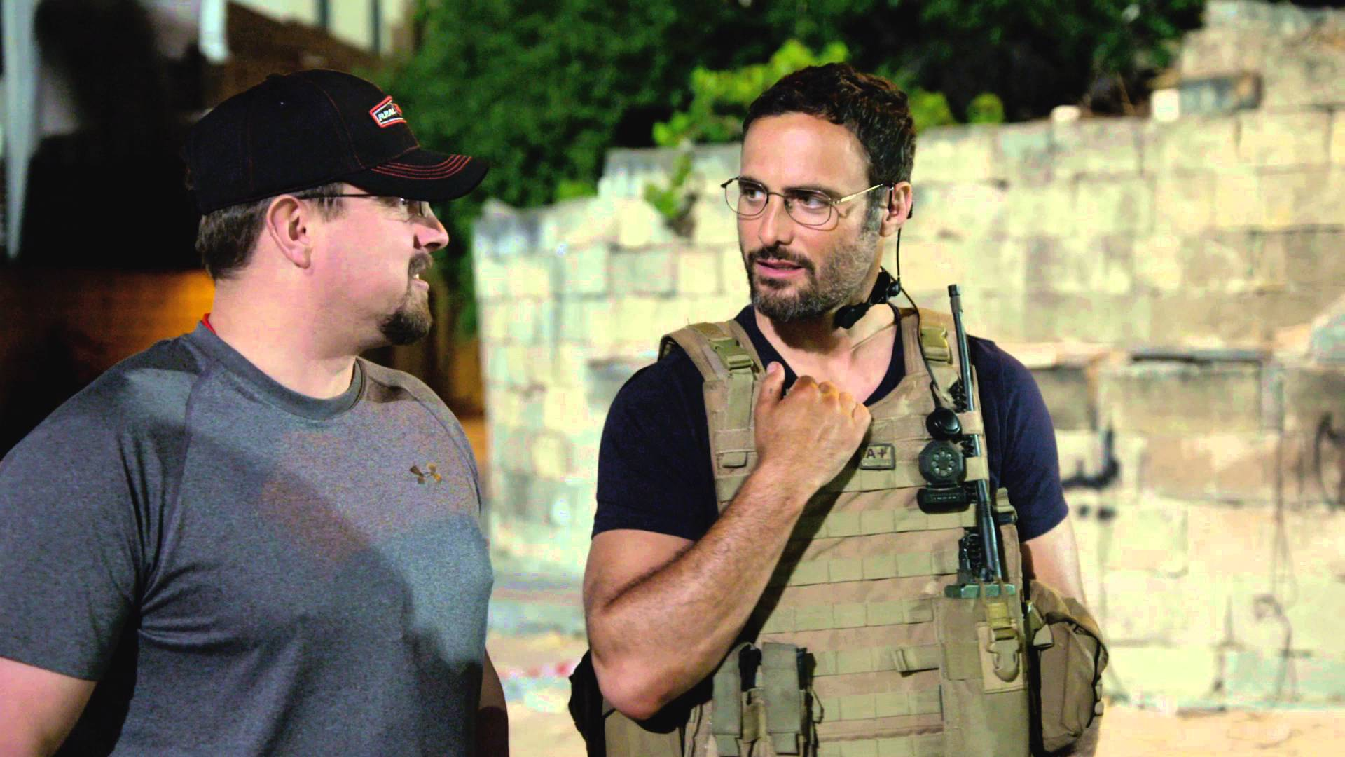"""13 Hours: The Secret Soldiers of Benghazi   """"Tig And Dominic""""   Paramount Pictures UK"""