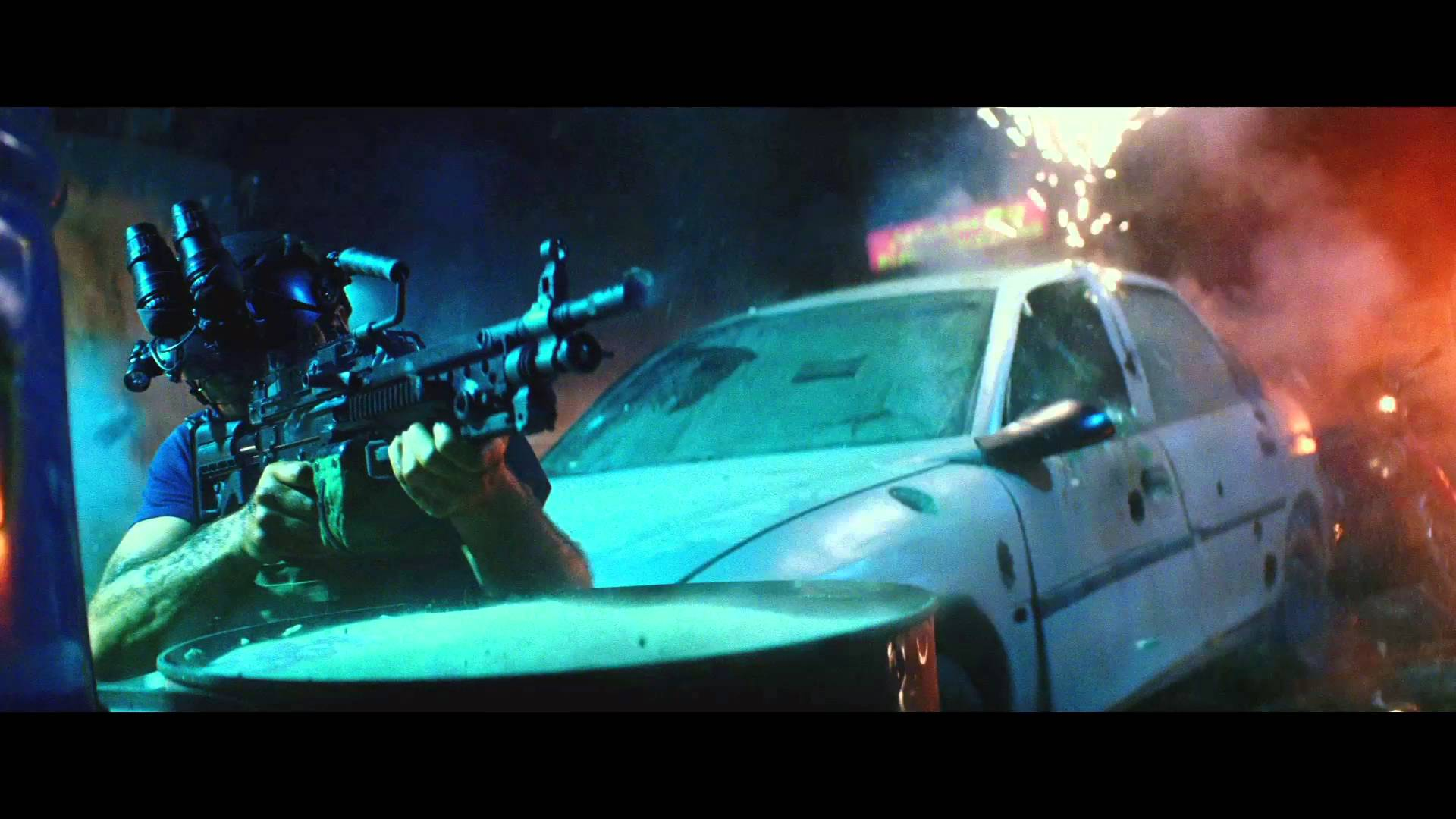 13 Hours: The Secret Soldiers of Benghazi   Mortar   Paramount Pictures UK