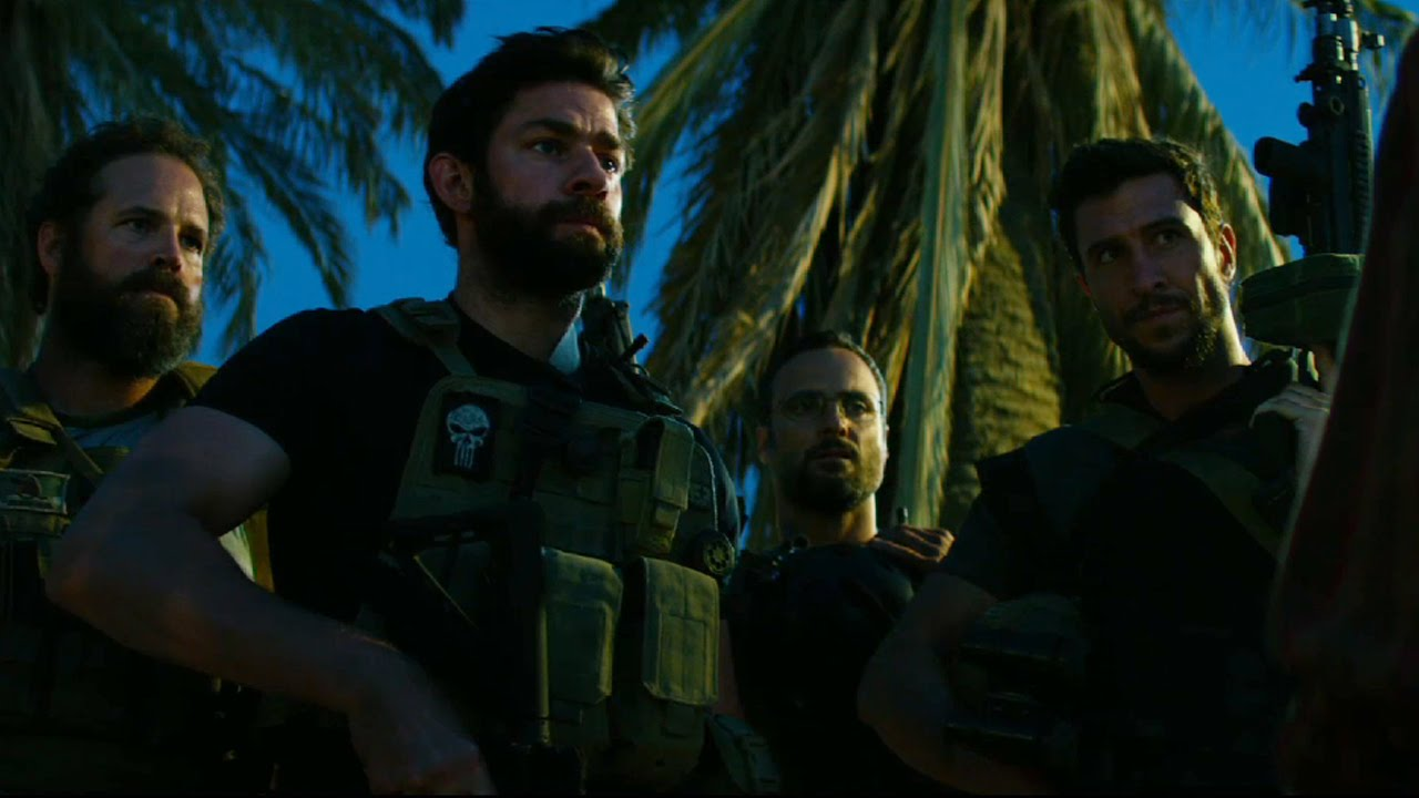 13 Hours: The Secret Soldiers of Benghazi – Official Trailer