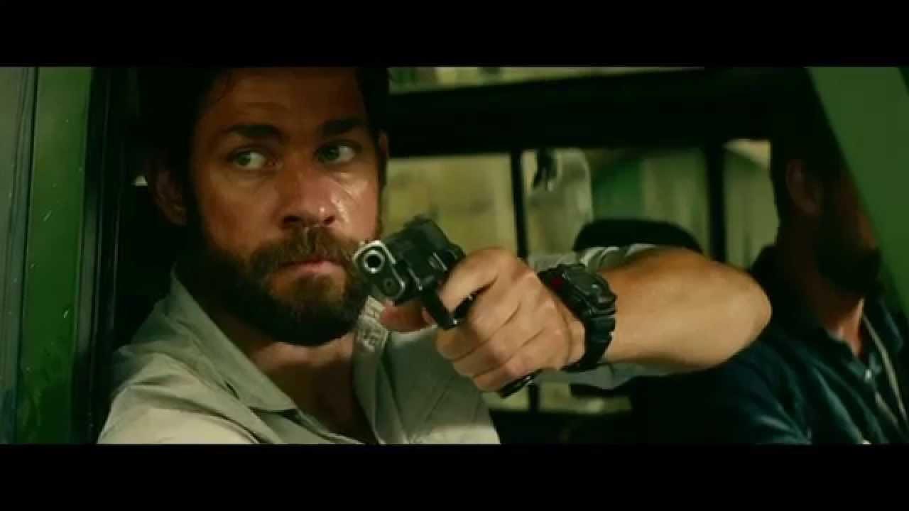 13 HOURS: THE SECRET SOLDIERS OF BENGHAZI | Trailer | Paramount UK
