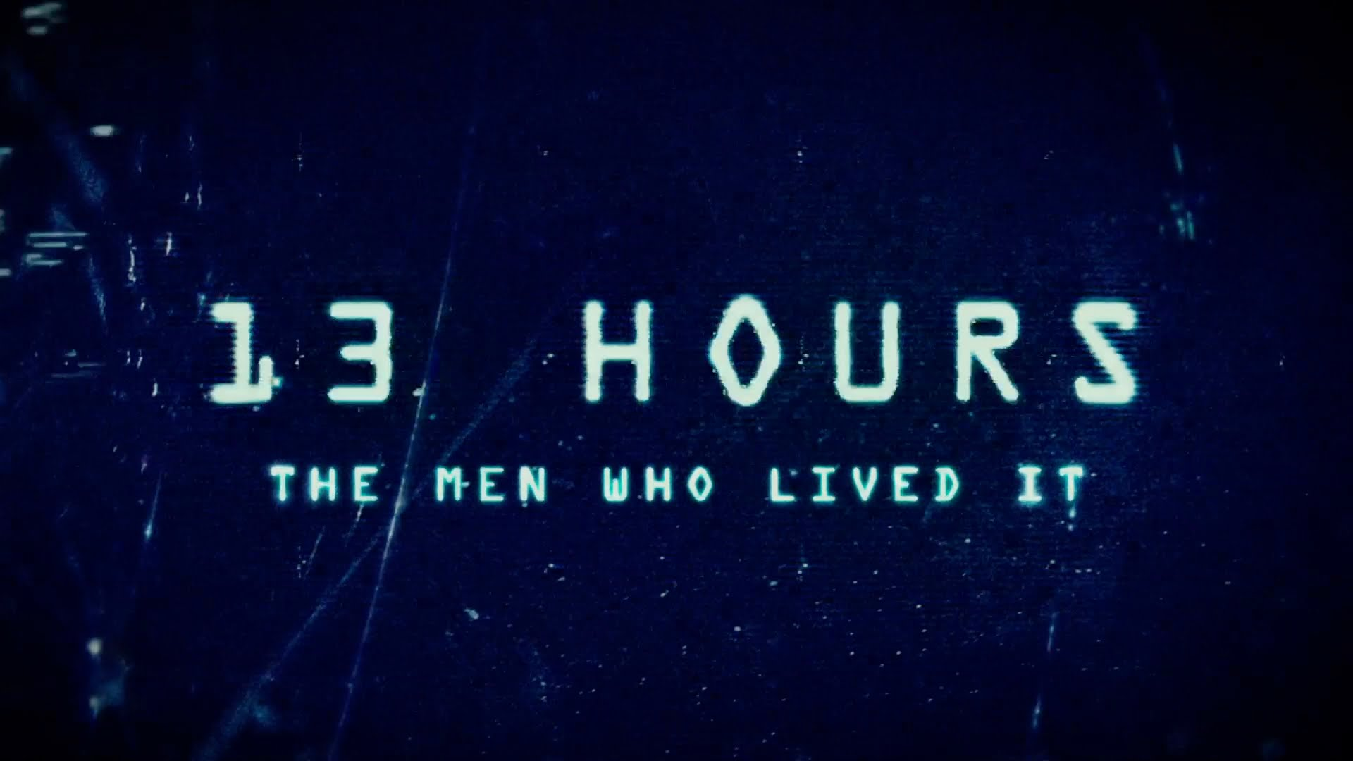 "13 Hours: The Secret Soldiers of Benghazi – ""The Men Who Lived It"" Featurette – Paramount Pictures"