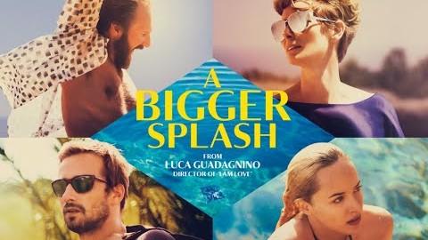 A BIGGER SPLASH – 20″ TV Spot – Out now