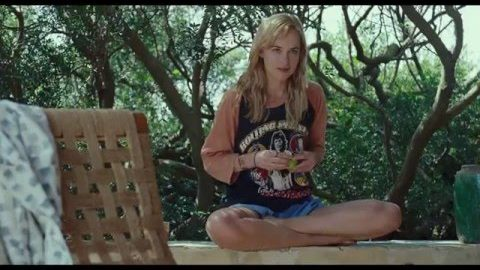 A BIGGER SPLASH Featurette: Dakota Johnson