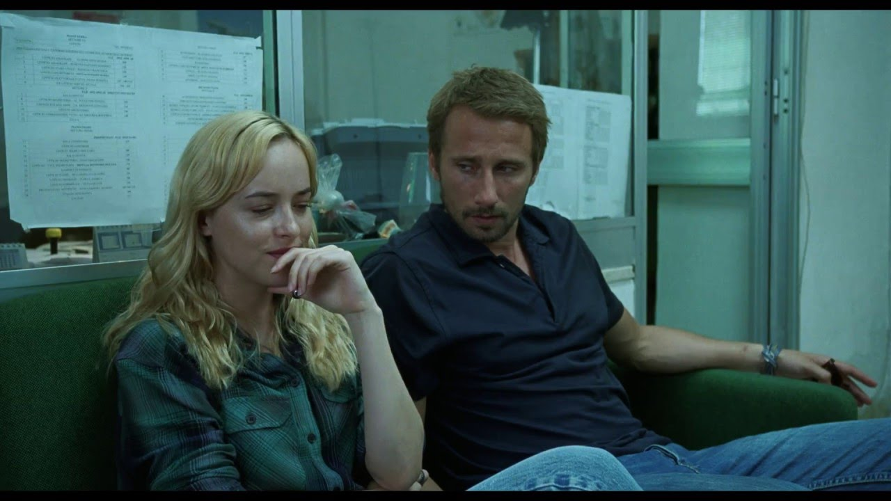 A BIGGER SPLASH – Main Trailer – In Cinemas Now