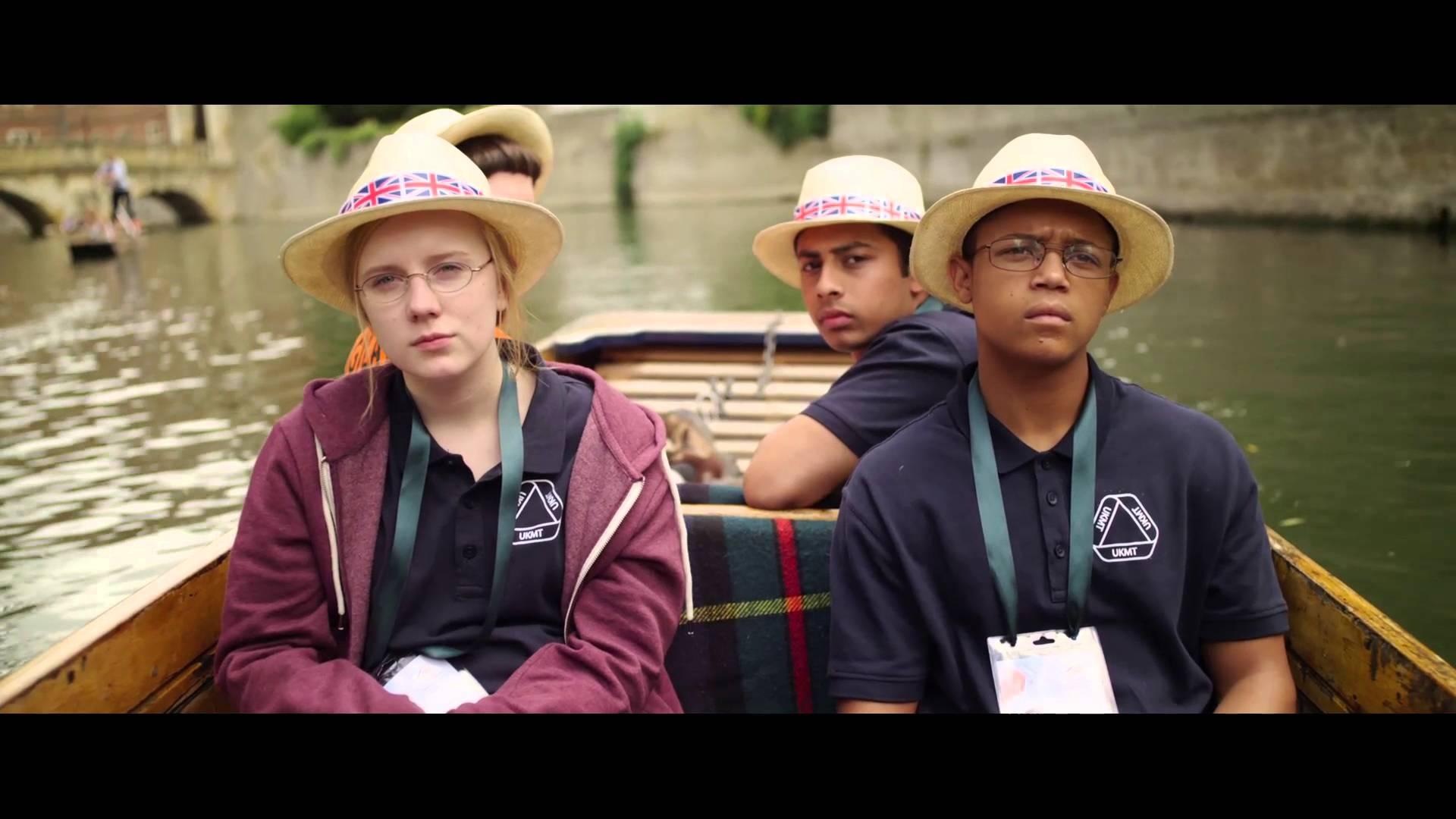 A Brilliant Young Mind Film Clip