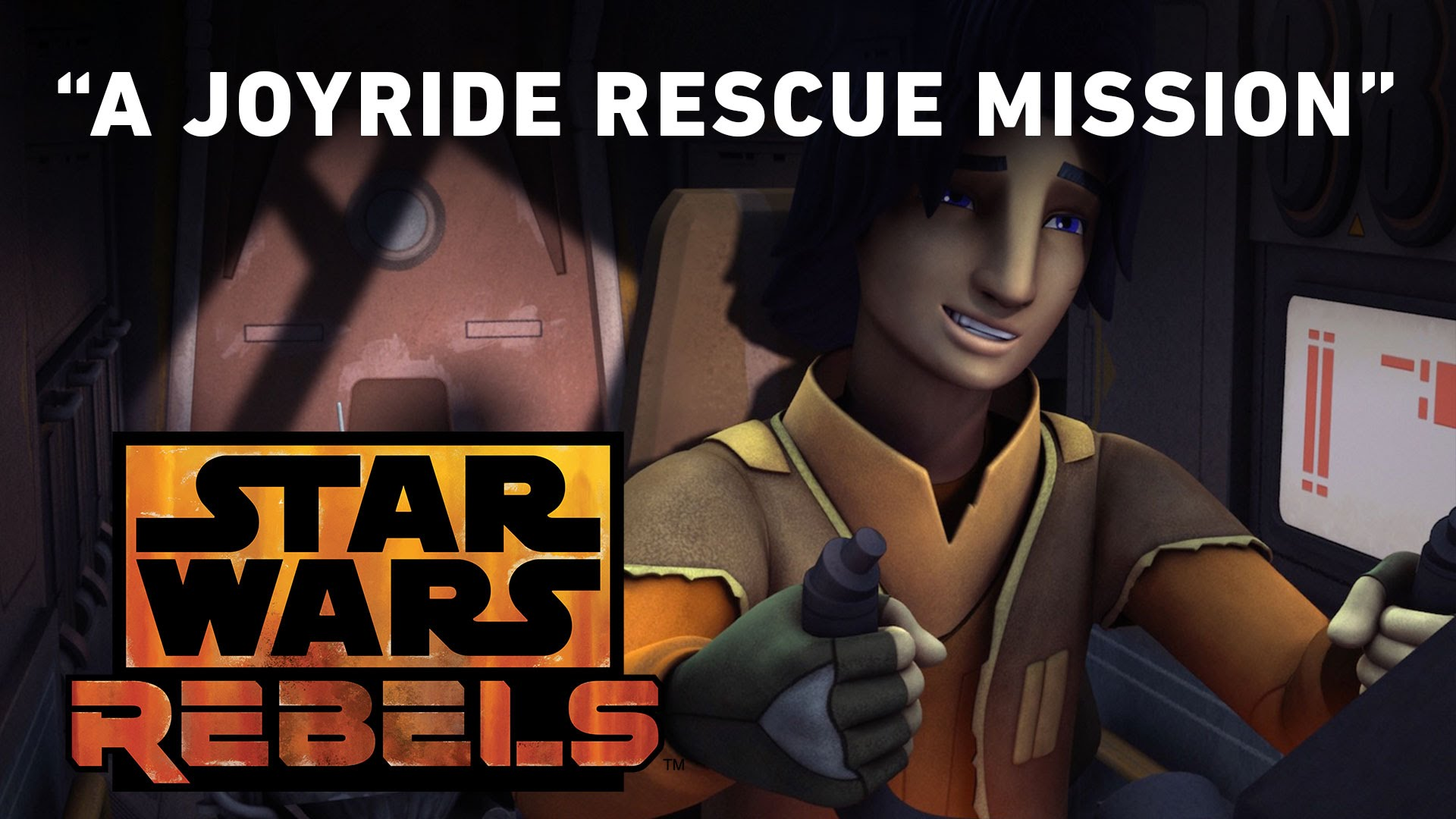 A Joyride Rescue Mission – Brothers of the Broken Horn Preview | Star Wars Rebels