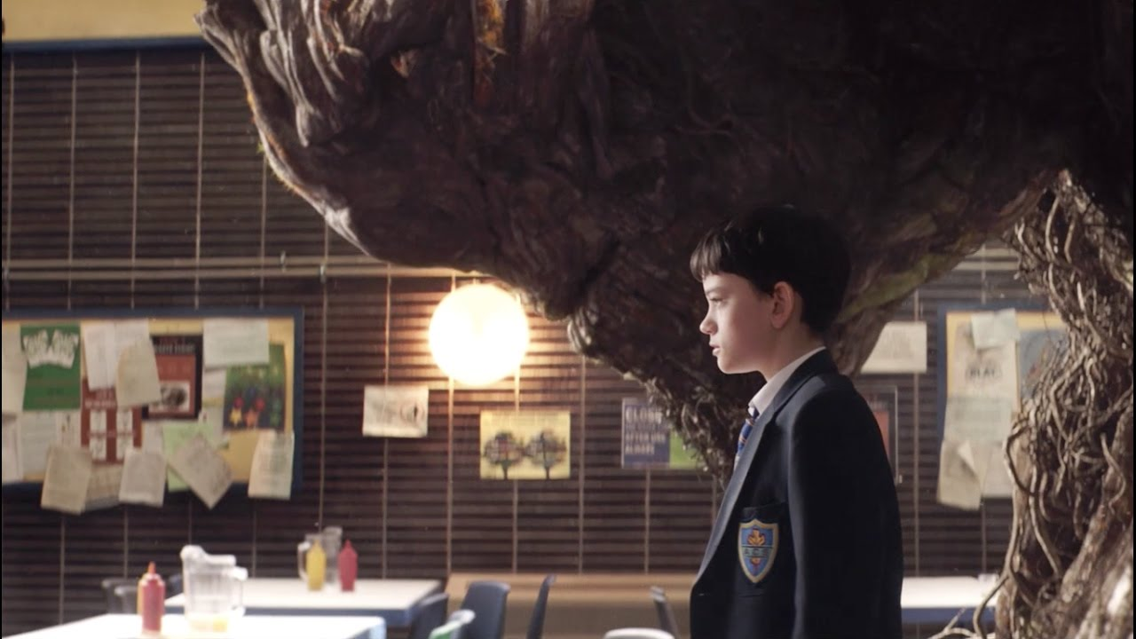 A MONSTER CALLS – Face Your Fears – In Theaters December 23