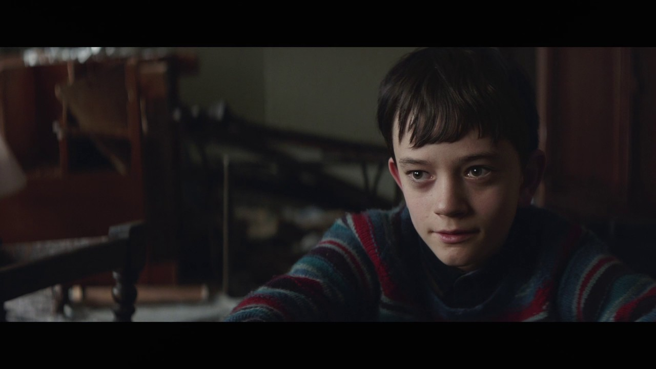 A MONSTER CALLS – 'Messily Ever After' Clip – In Select Theaters December 23