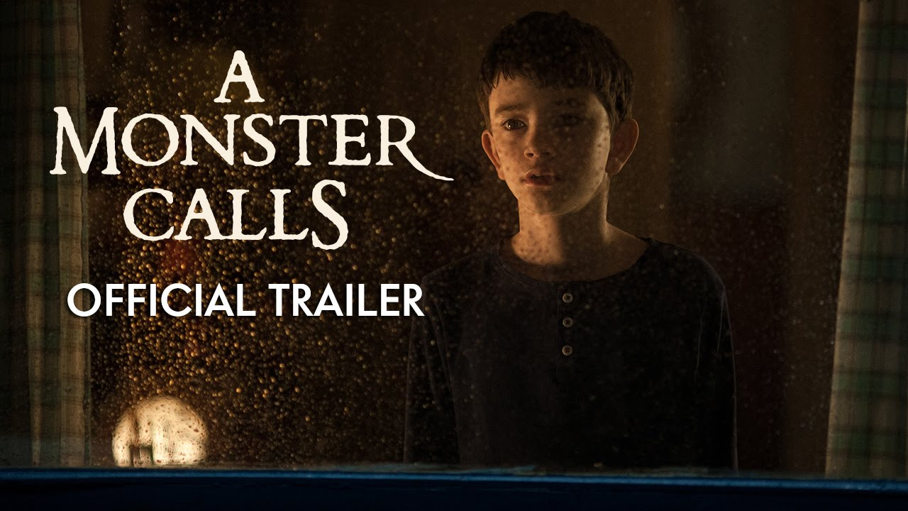 A MONSTER CALLS – Official Trailer [HD] – In Theaters Dec 2016
