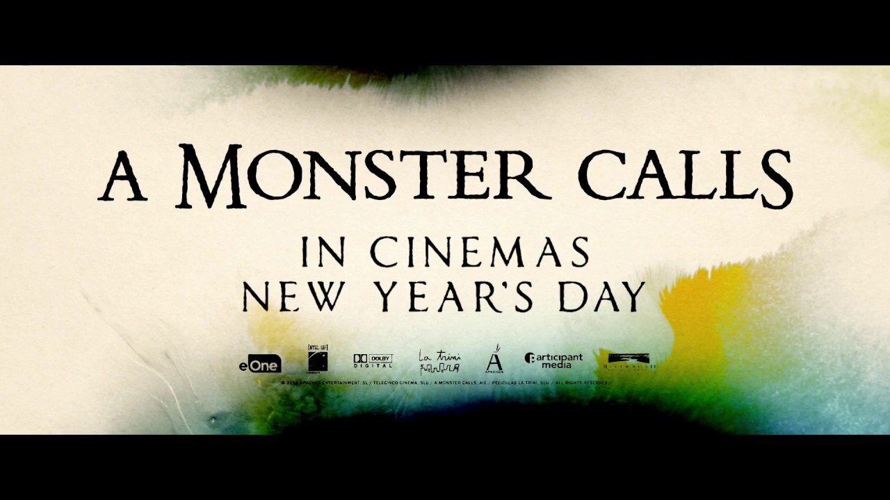 "A MONSTER CALLS – POWERFUL 20"" [HD]"
