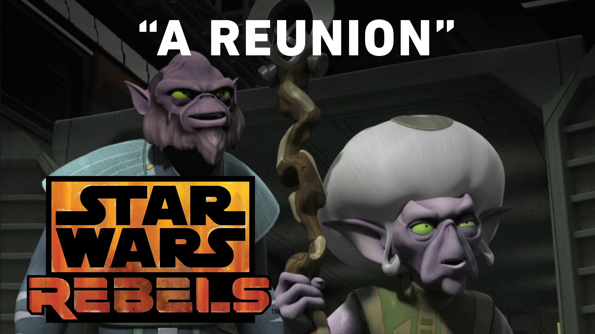 A Reunion – Legends of the Lasat Preview | Star Wars Rebels