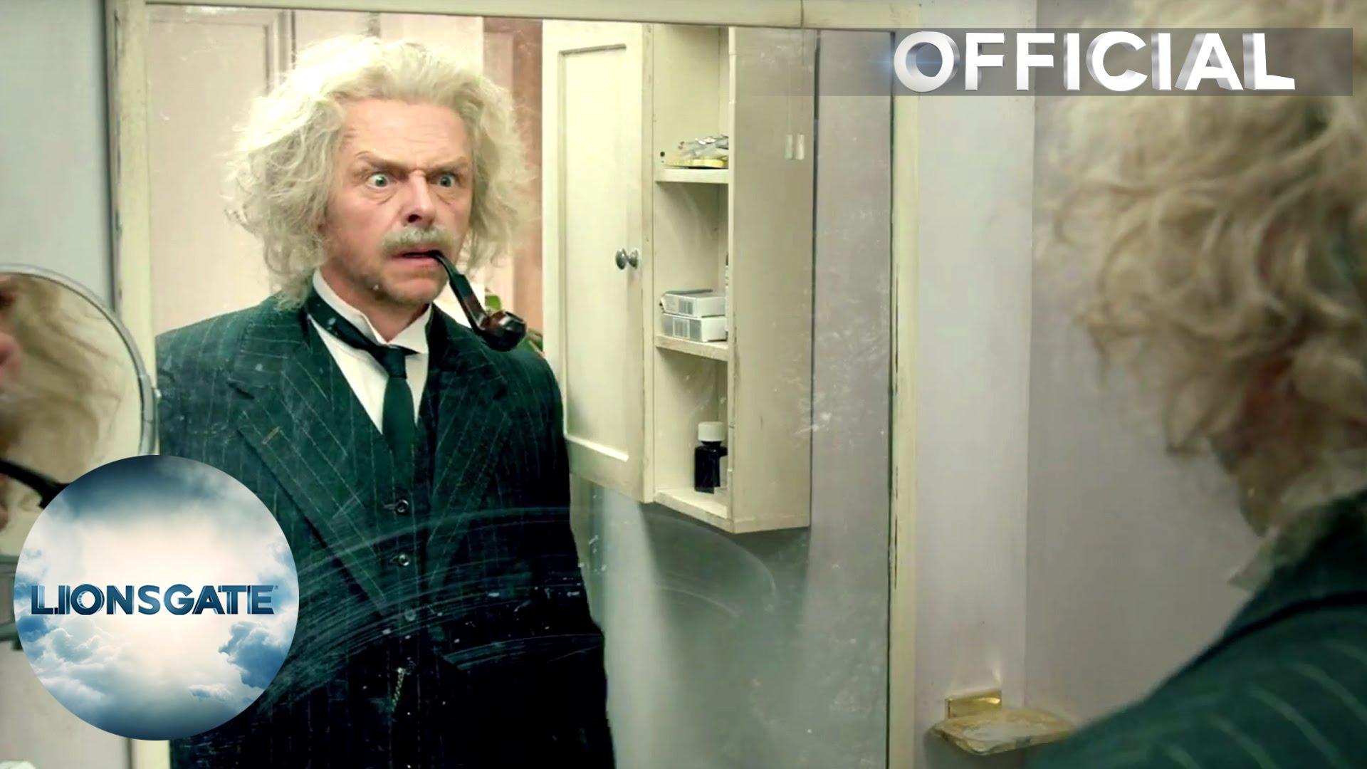 """Absolutely Anything – Clip """"Einstein"""" – In Cinemas August 14"""
