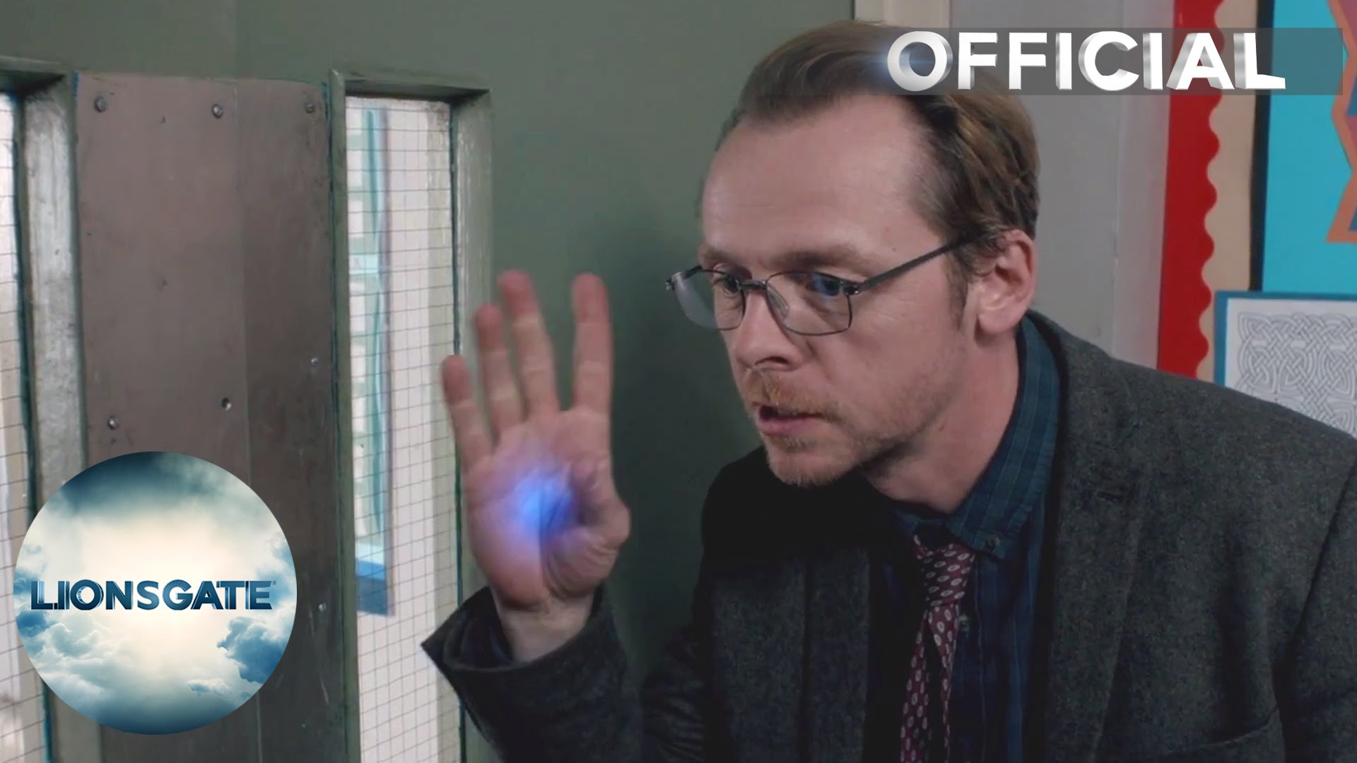 """Absolutely Anything – Clip """"Headmaster"""" – In Cinemas August 14"""